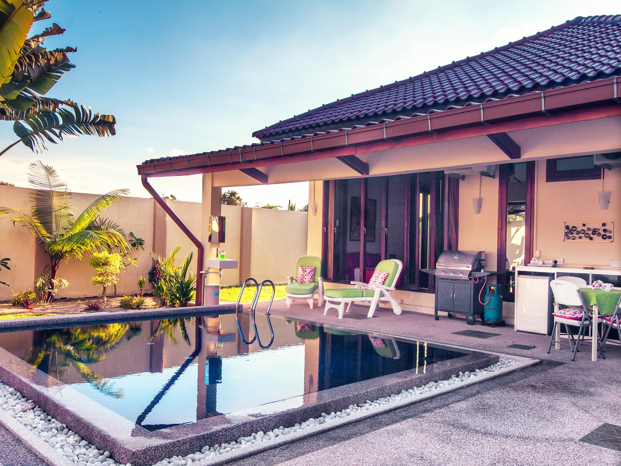 Luxurious Villa With Private Swimming Pool