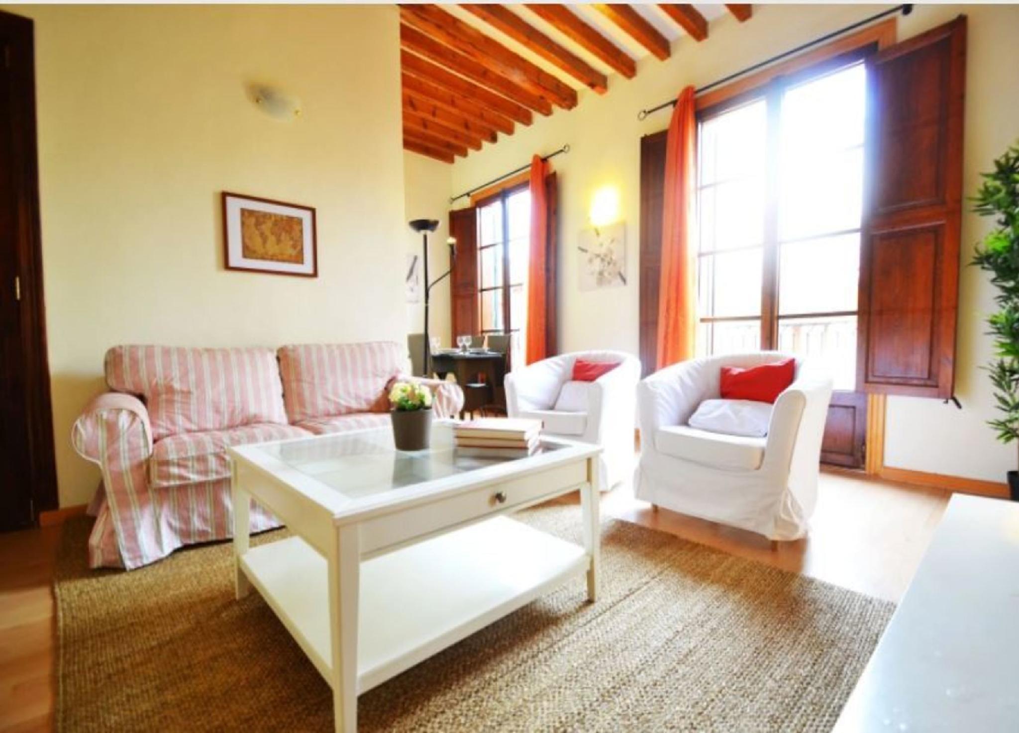 105075   Apartment In Palma De Mallorca
