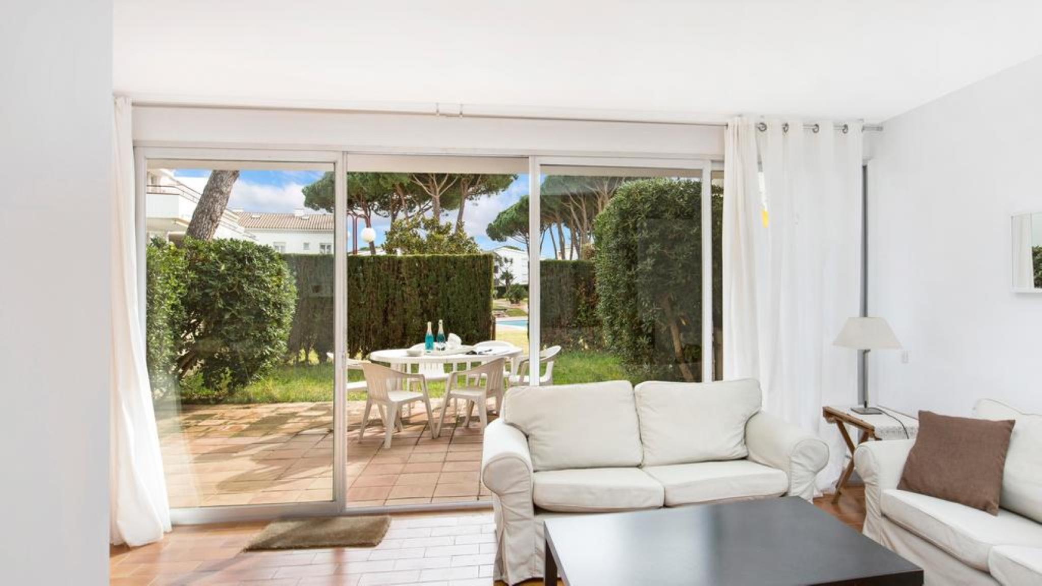 104674   Apartment In Palafrugell
