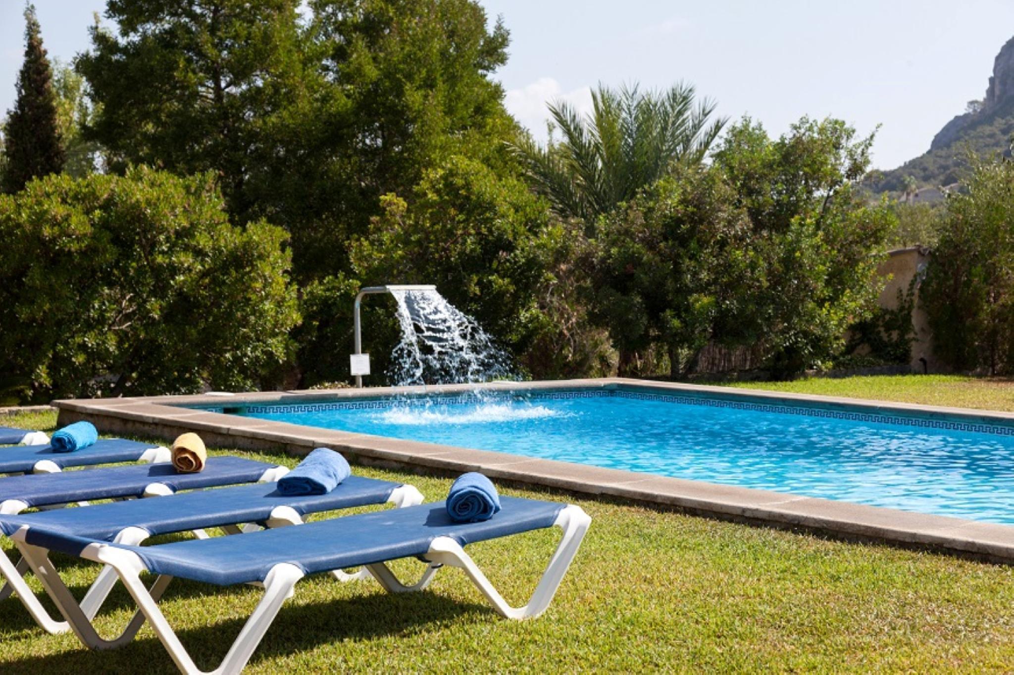 105855    Villa In Pollena