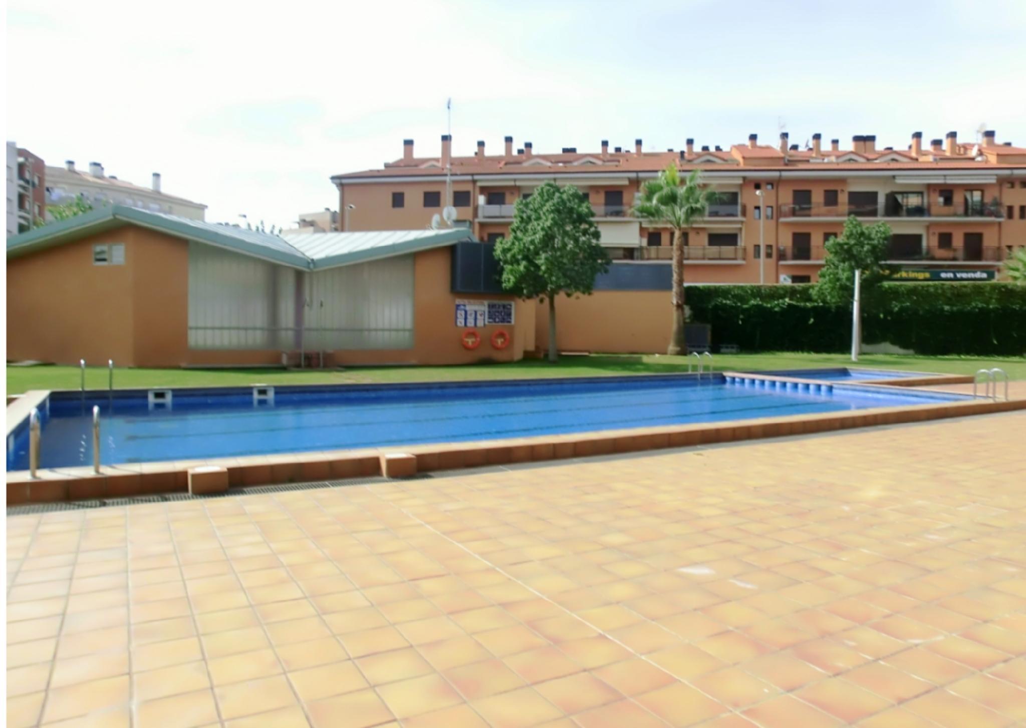 104276   Apartment In Lloret De Mar