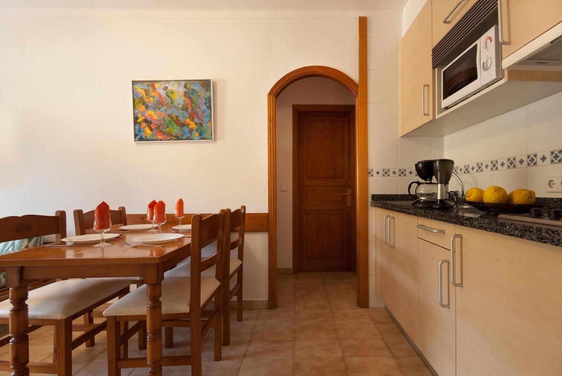 103217 -  Apartment in Cala Sant Vicenç