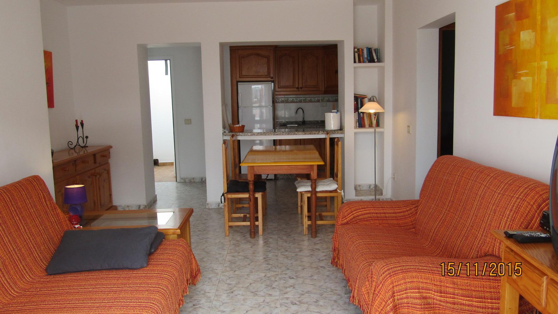 102515   Apartment In Lanzarote