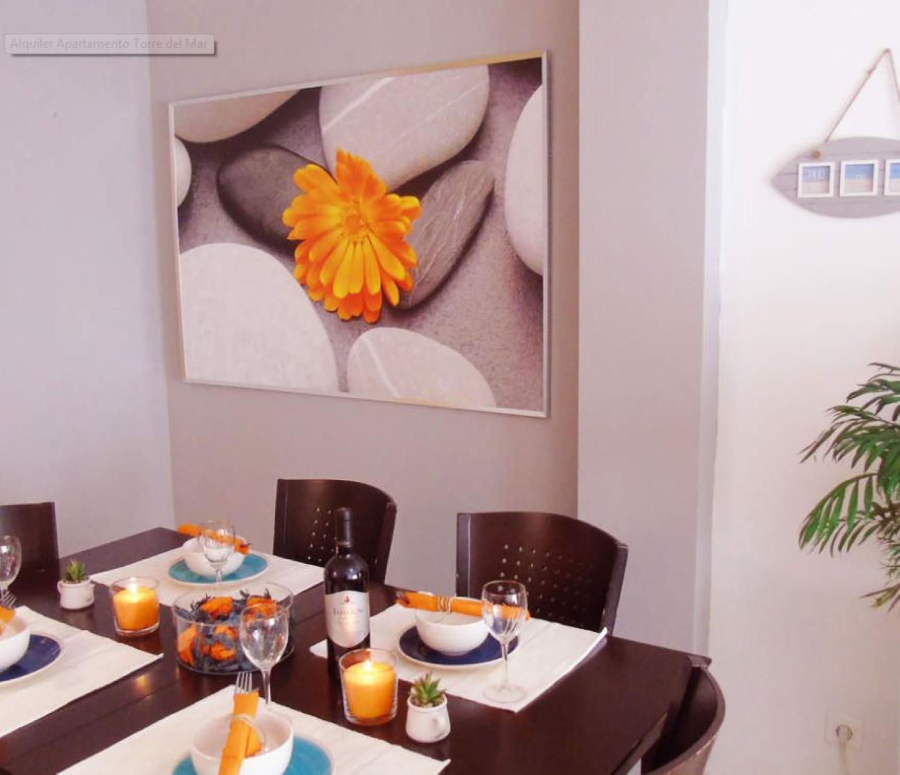 106979   Apartment In Torre Del Mar