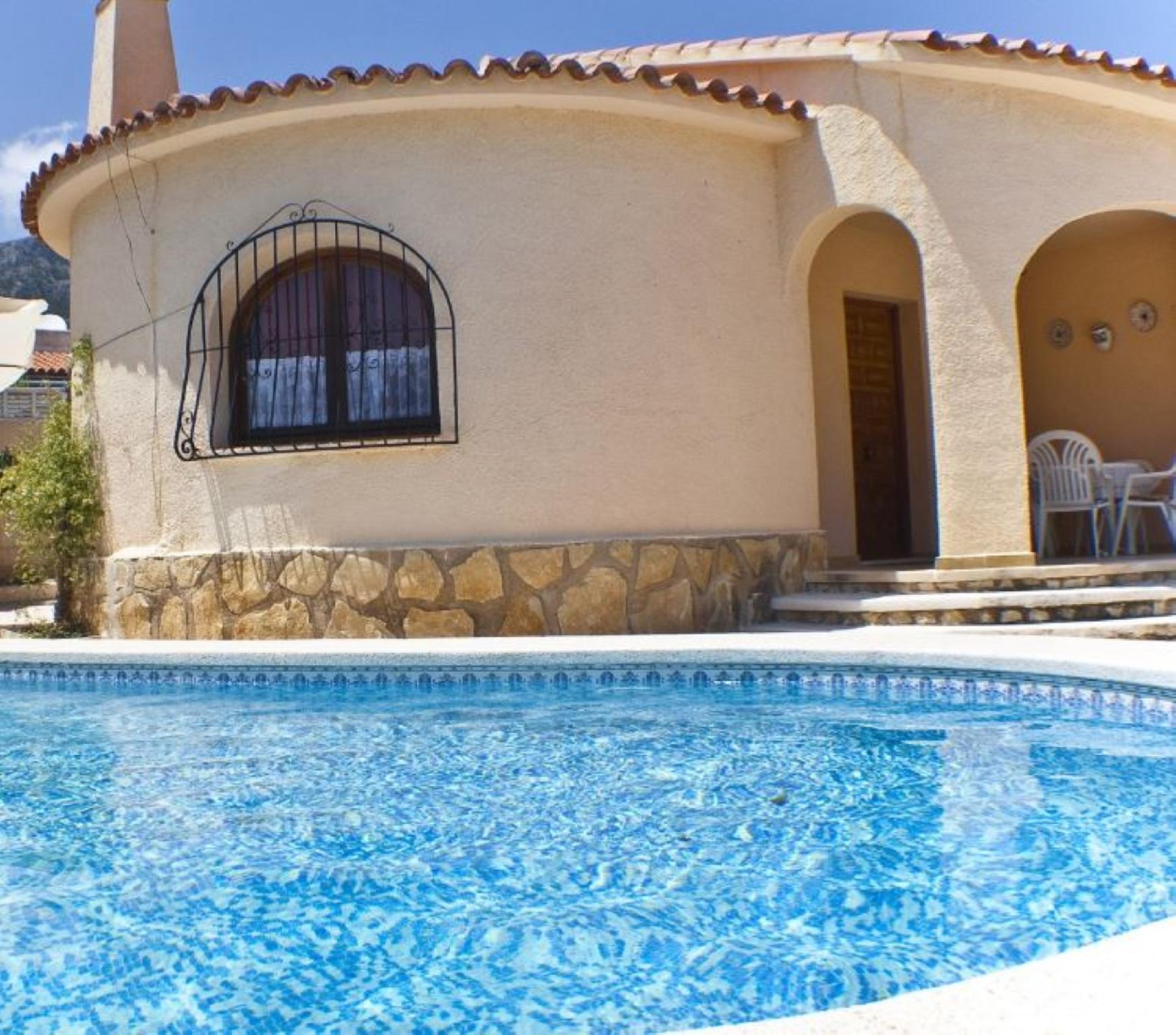 106441   Villa In Calpe