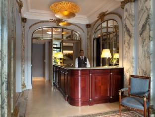 Hotel Brighton Paris - Reception