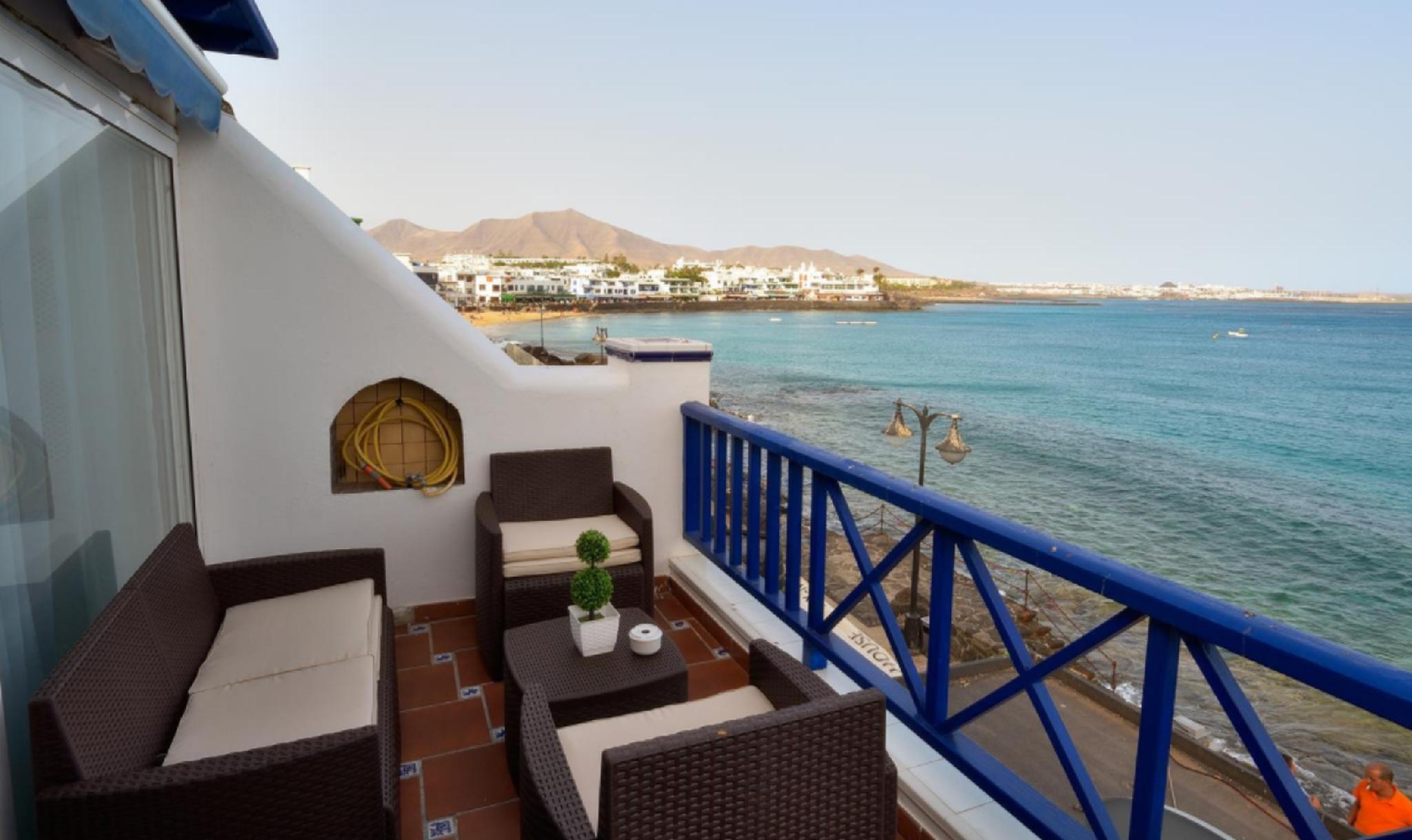 102816   Apartment In Lanzarote