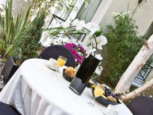 Best Western Le Patio Saint Antoine Paris - Terrace