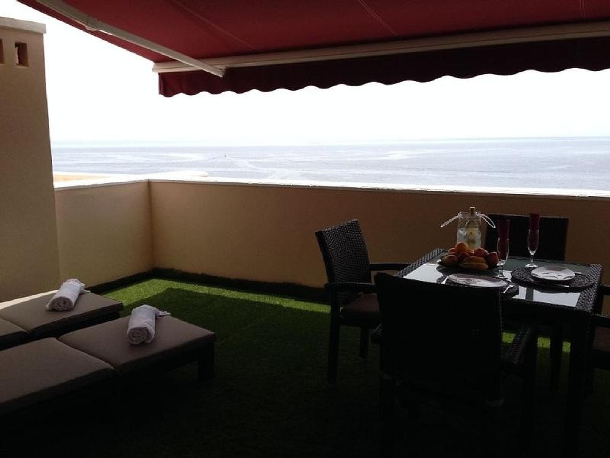 100718   Apartment In Santiago Del Teide