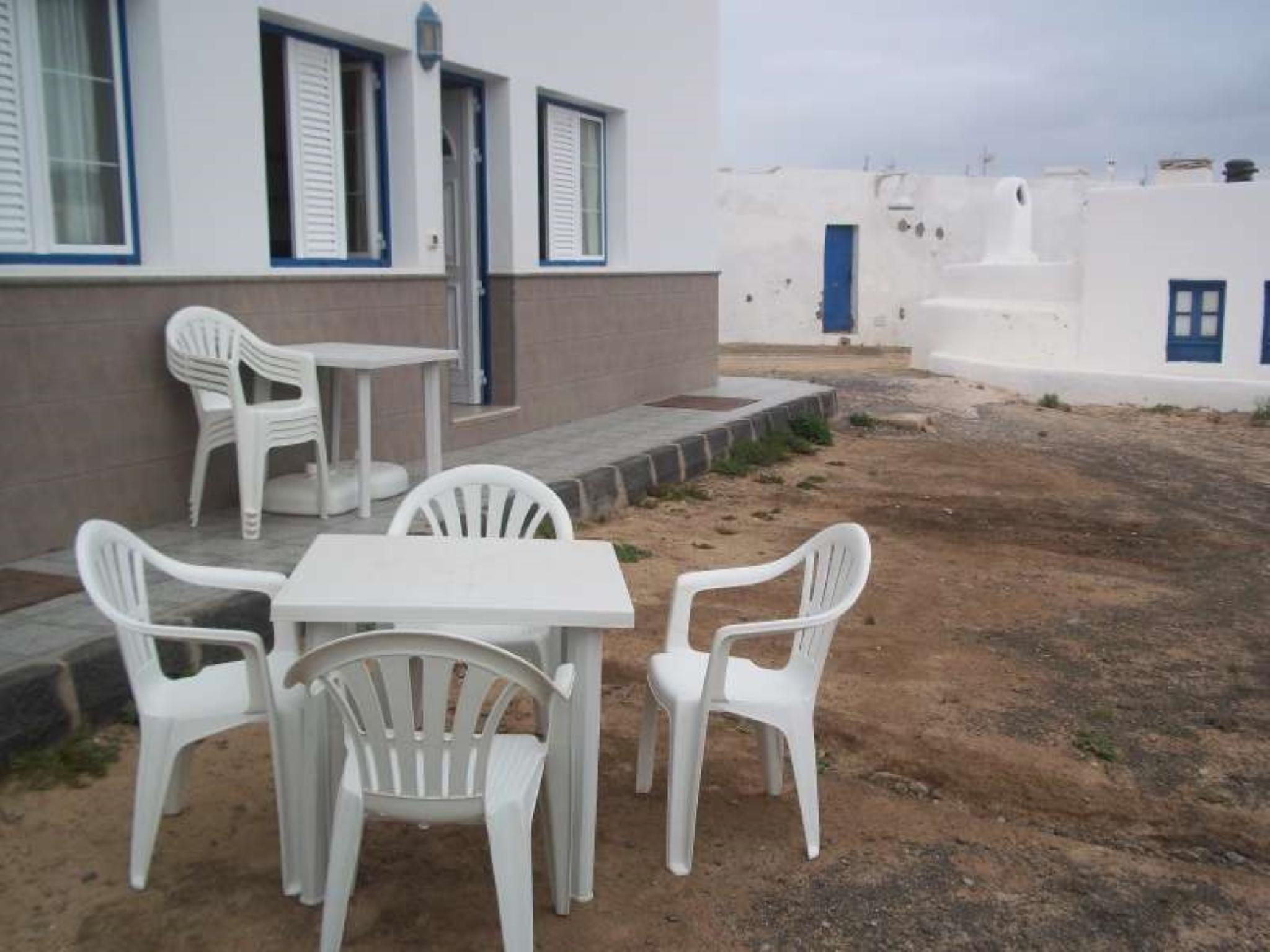 105463   Apartment In Caleta De Sebo