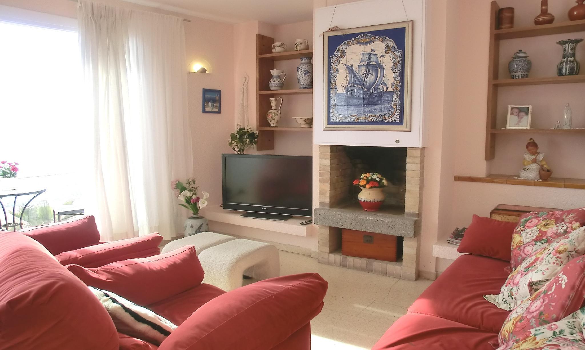 104655   Apartment In Lloret De Mar