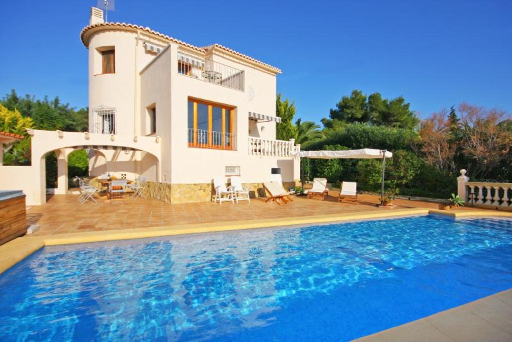 104267   Villa In Benissa