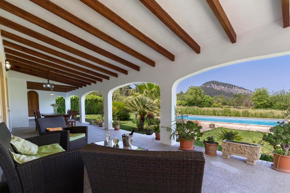 103152   Villa In Pollen�a