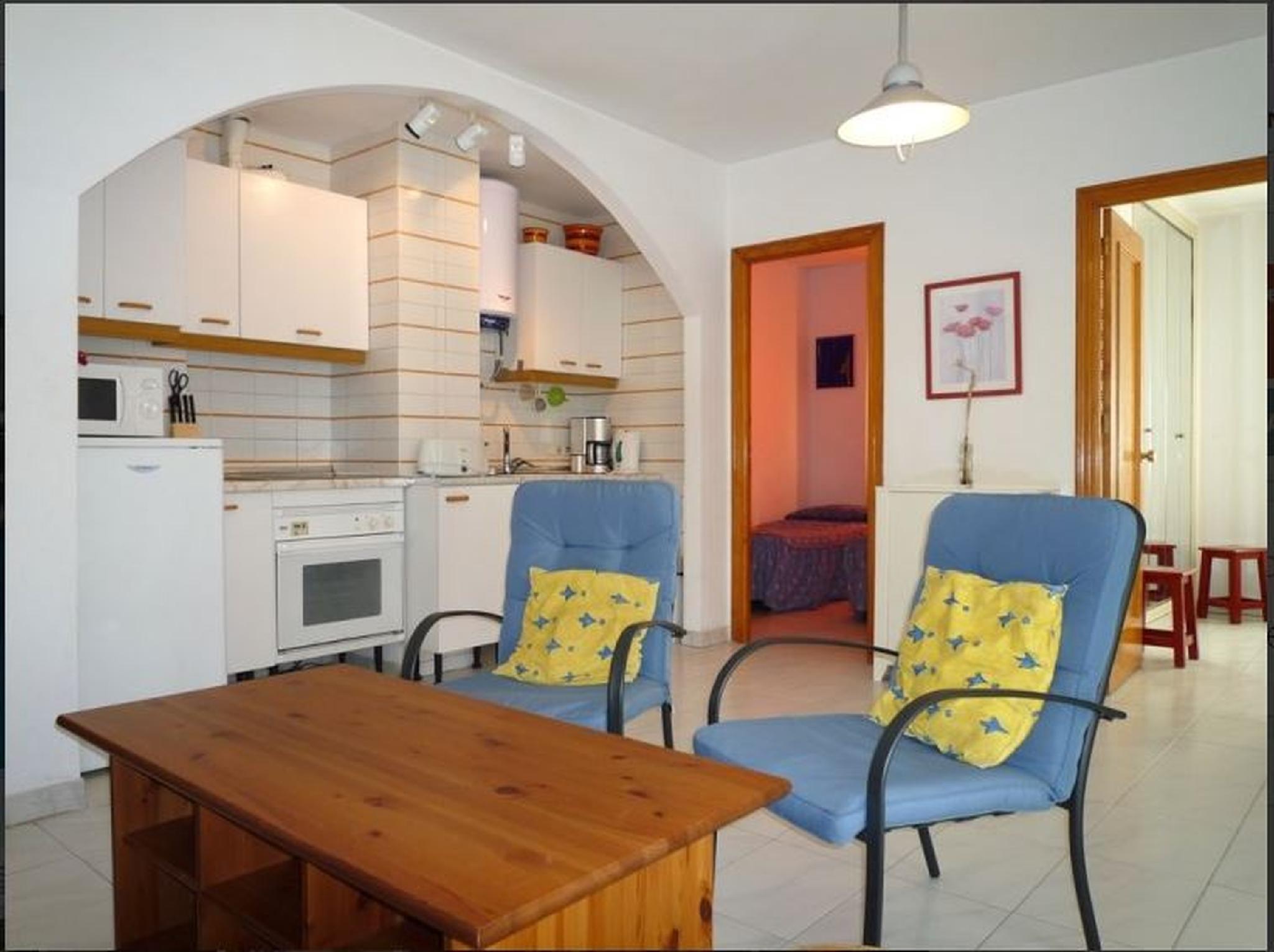 106745   Apartment In Nerja