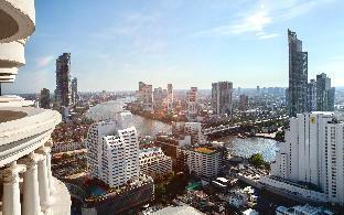[バンコクリバーサイド]アパートメント(70m2)| 1ベッドルーム/1バスルーム Luxury Room with River view in Central of Bangkok