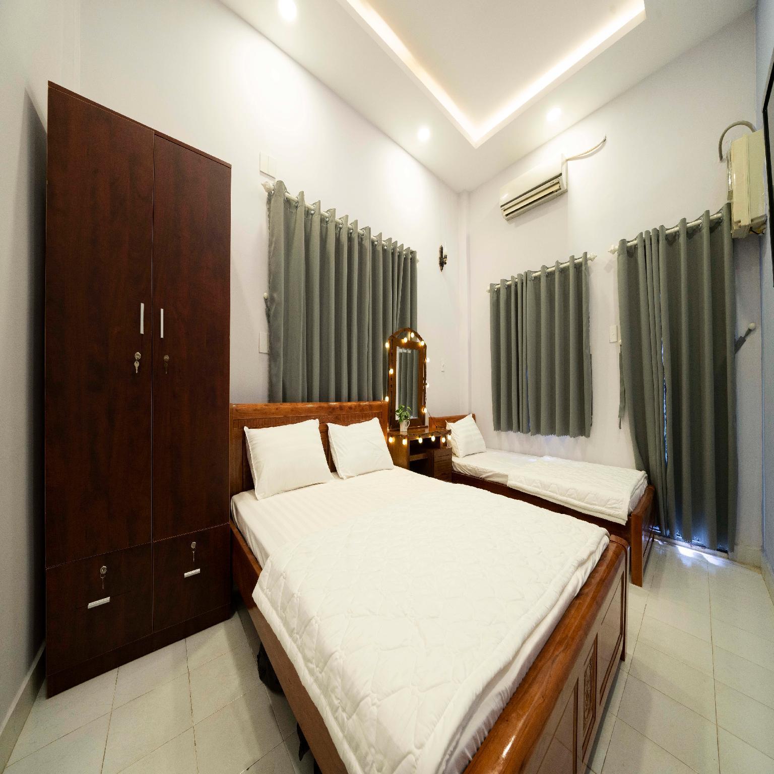 Saigon Center Hostel