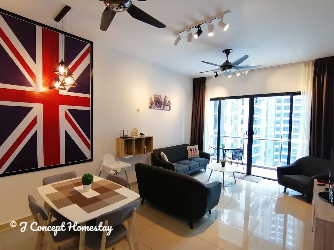 J Concept Homestay @ The Atlantis Melaka