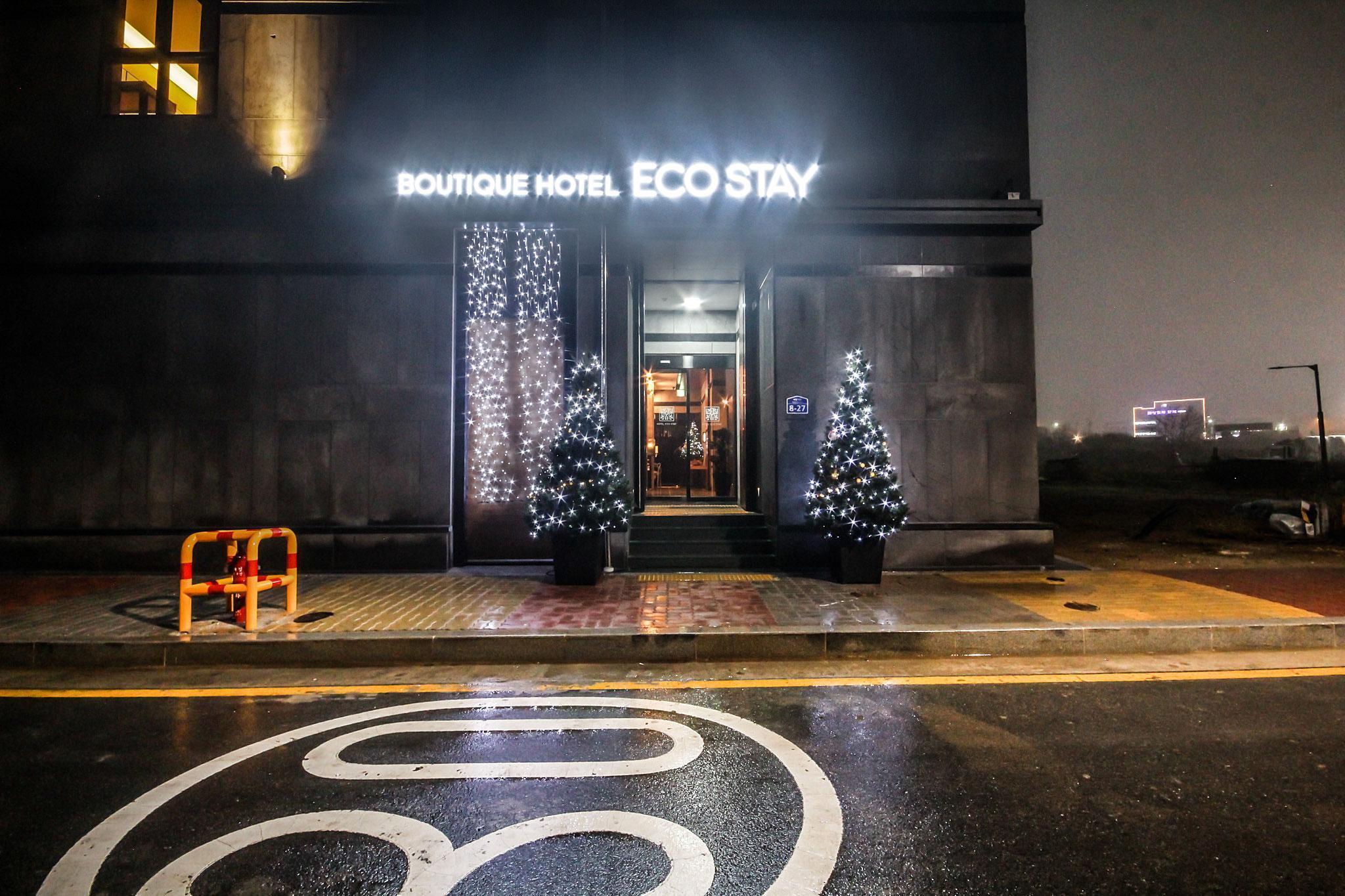 Jeonju Ecostay Hotel