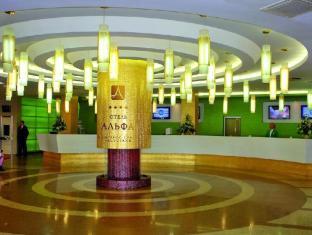 Alfa Hotel Izmailovo Complex Moscow - Interior