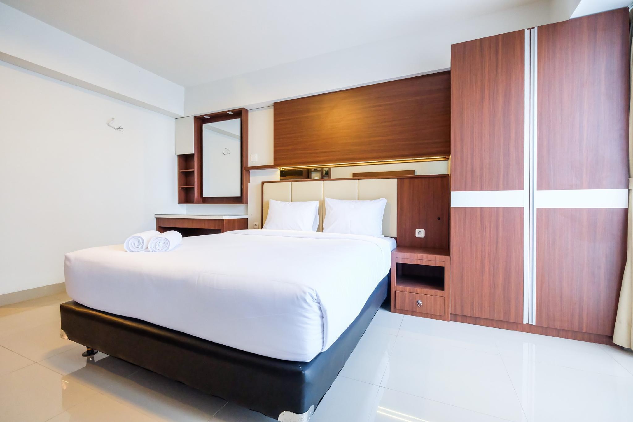 Spacious Studio Apartment H Residence By Travelio