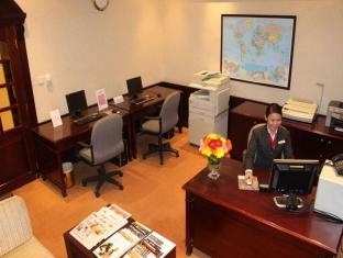 Carlton Palace Hotel Dubai - Business Center
