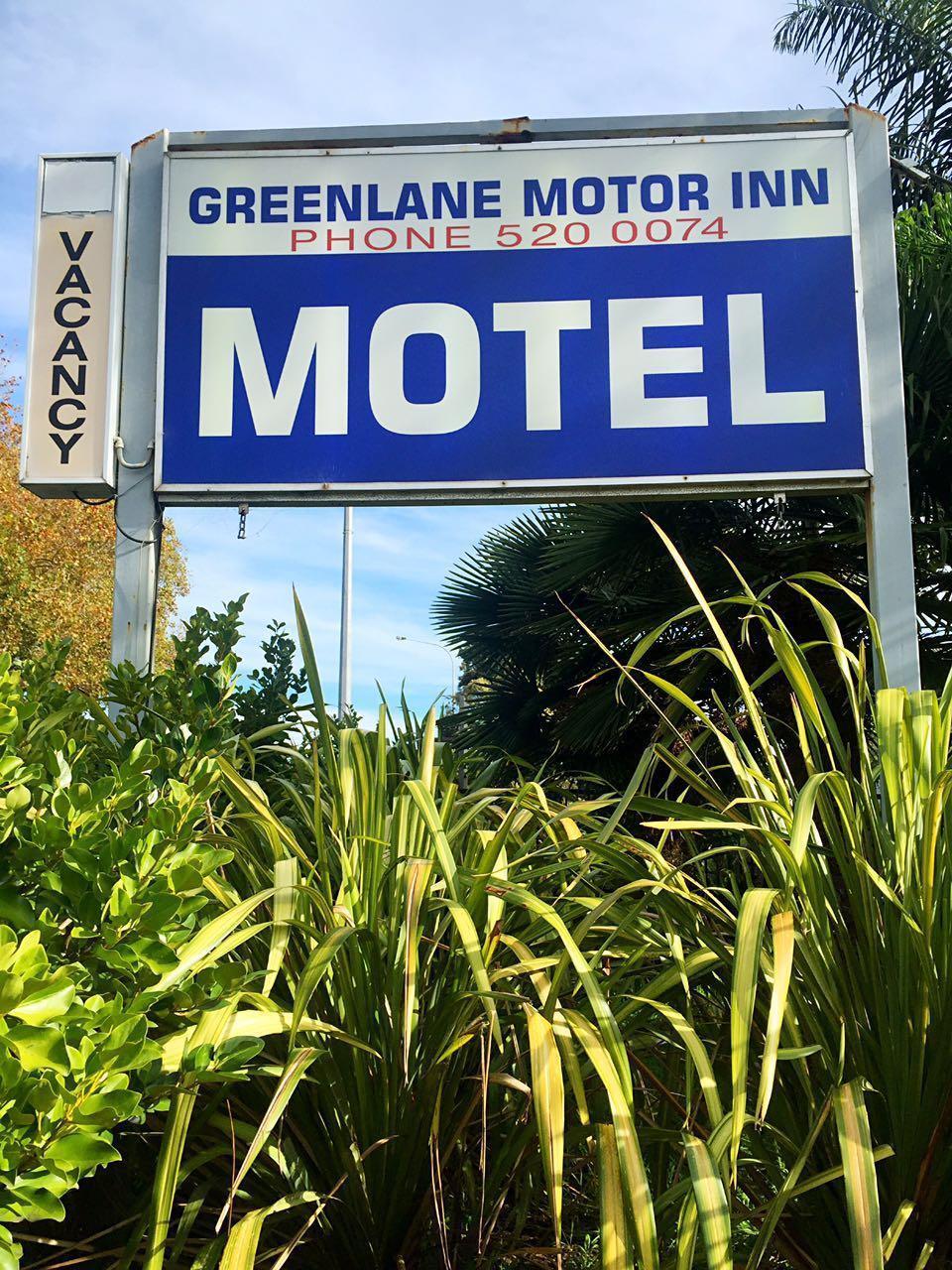 Greenlane Motor Inn