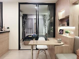 Brand New Room with Pool and Gym near MRT/ARL อพาร์ตเมนต์ 1 ห้องนอน 1 ห้องน้ำส่วนตัว ขนาด 40 ตร.ม. – รัชดาภิเษก