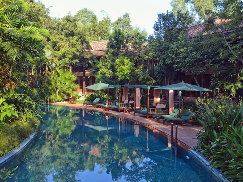 Angkor Village Resort And Spa