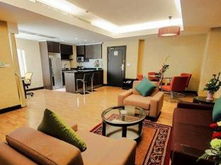 Rembrandt Towers Serviced Apartments Bangkok - soba za goste