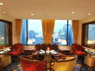 Rembrandt Towers Serviced Apartments Bangkok - Hotellet från insidan