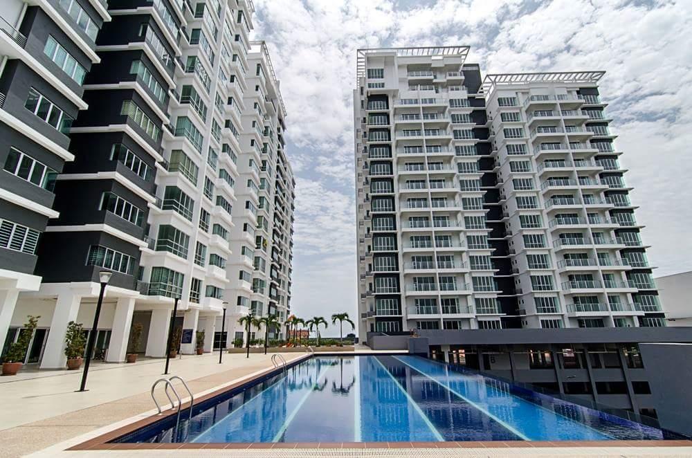 Sekinchan Condominium Room Hotel