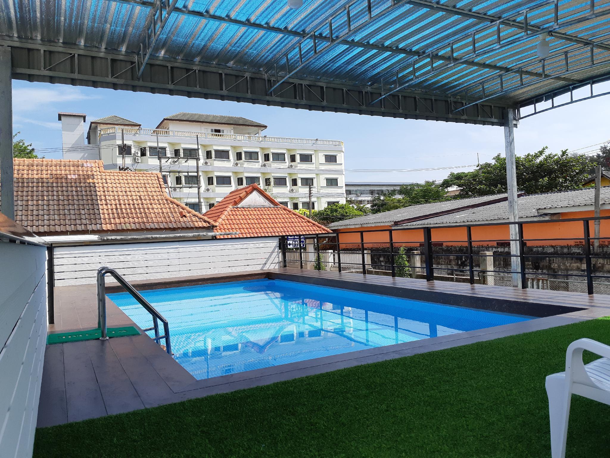 Mae Rampung beach house N6 (shared pool )
