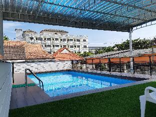 [ラヨーンビーチ]一軒家(200m2)| 3ベッドルーム/2バスルーム Mae Rampung beach house N6 (shared pool )