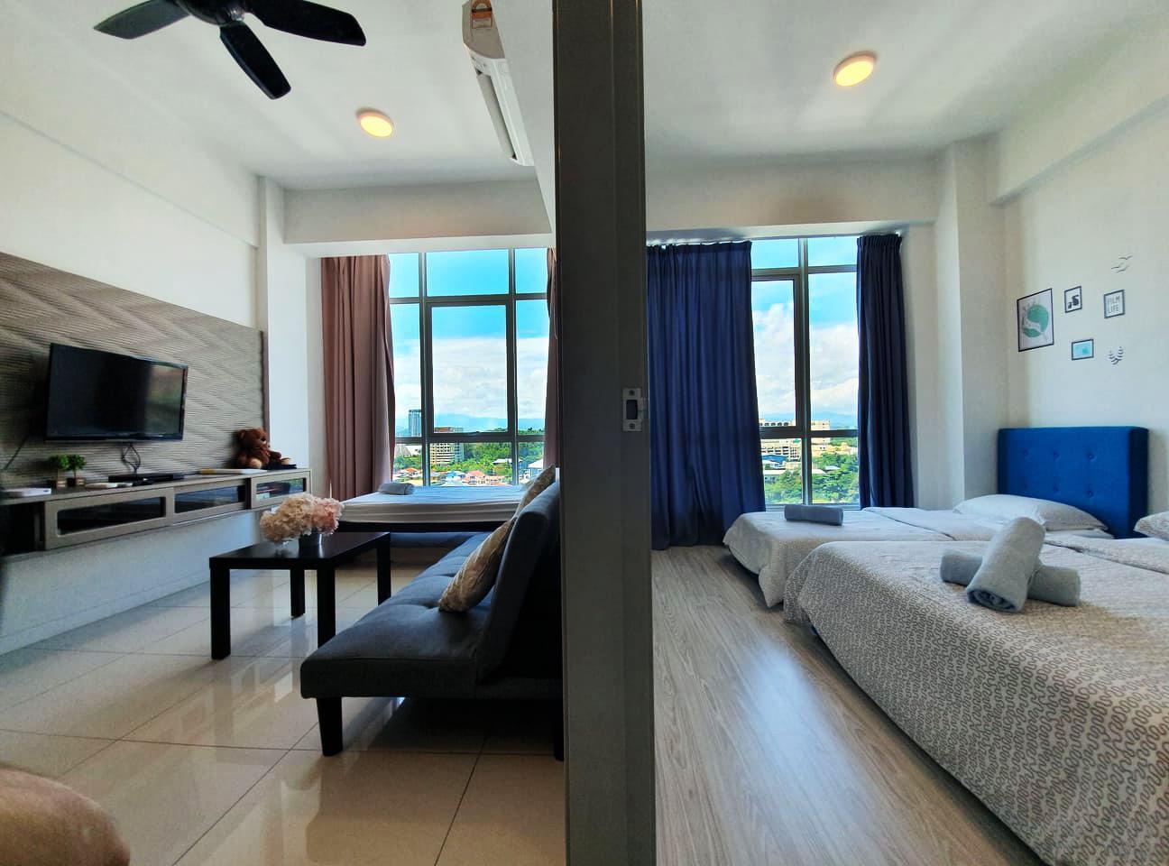 Kota Kinabalu City  BED  Sutera Avenue  8