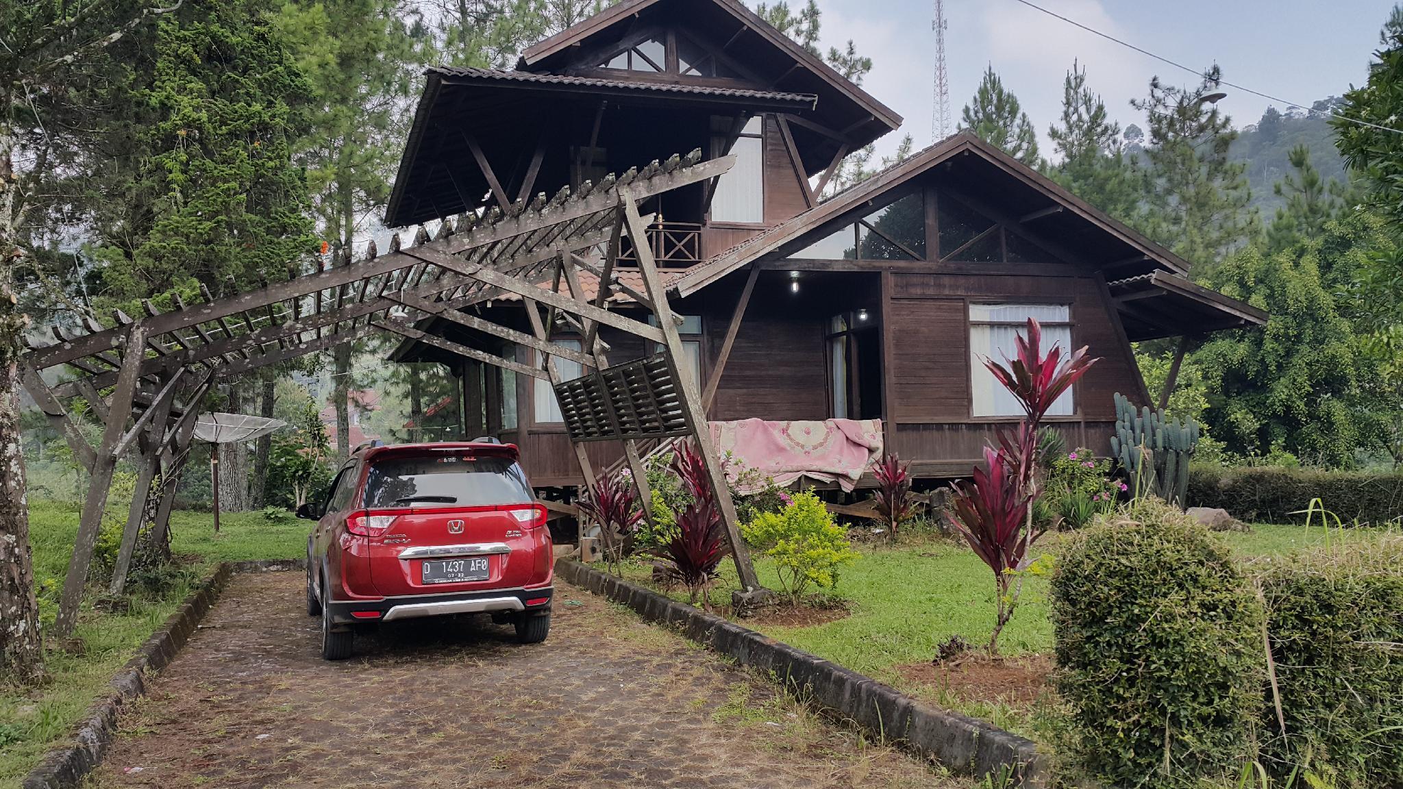 Argapuri Resort Di Jungle   Villa Kayu Deluxe