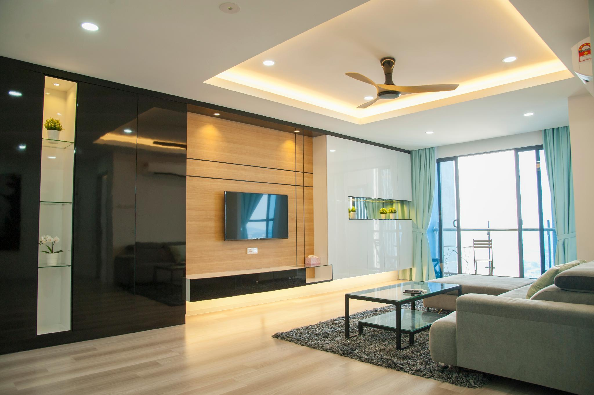 Modern Family Suite@36*Chong Family Home Stay*