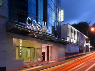 Cosmo Hotel Hong Kong Hongkong - Hotel z zewnątrz