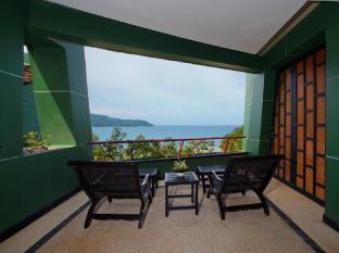 The Aspasia Hotel Phuket - Balkon/Teras