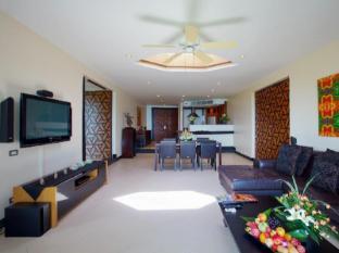 The Aspasia Hotel Phuket - Kamar Tidur