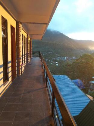 picture 5 of pink eco hostel ,awesome view,green,fresh  air.