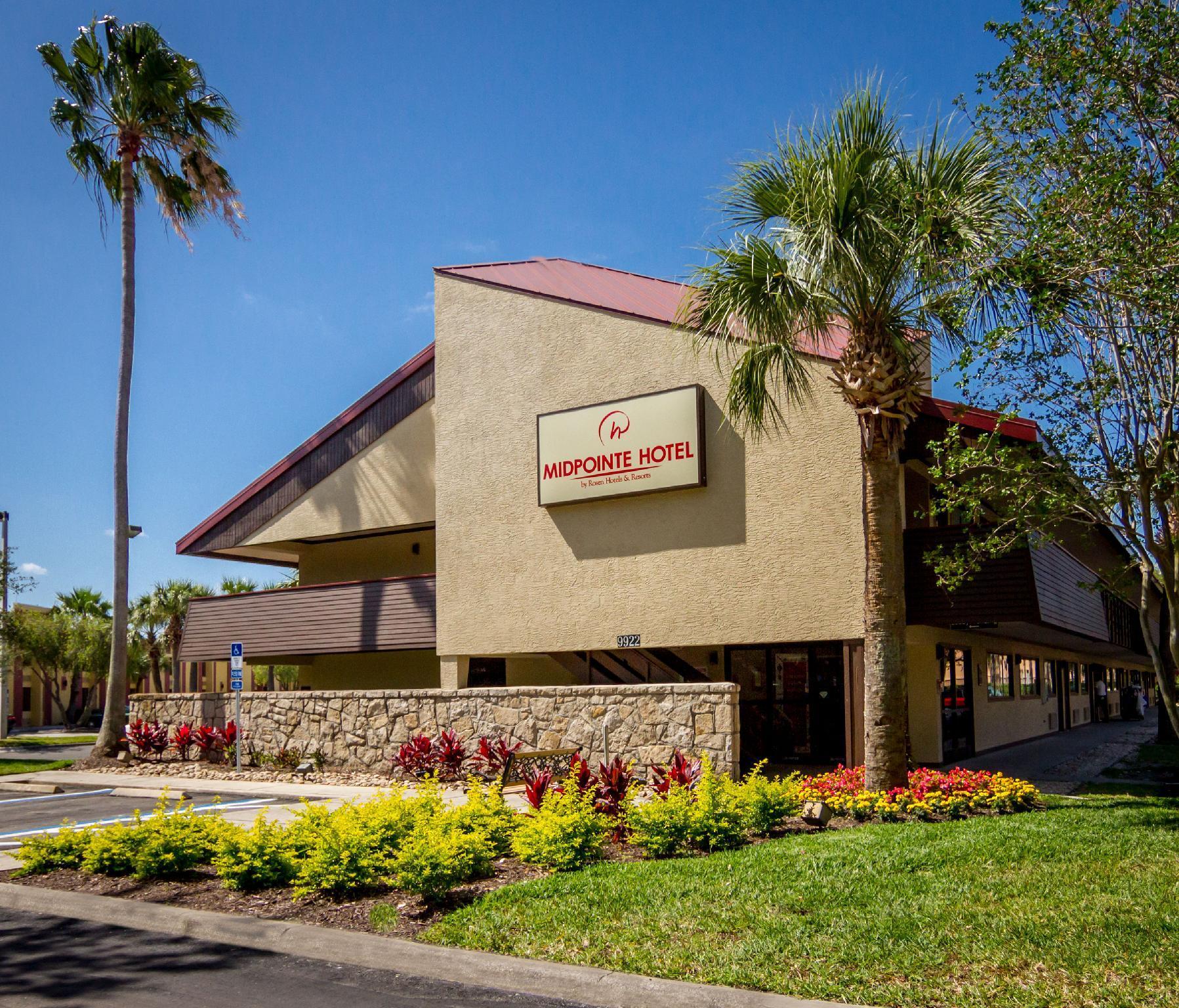 Midpointe Hotel By Rosen Hotels & Resorts