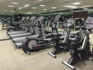 Kimberley Hotel Χονγκ Κονγκ - Γυμναστήριο