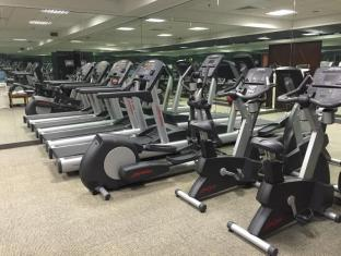 Kimberley Hotel Hong Kong - Fitness Room