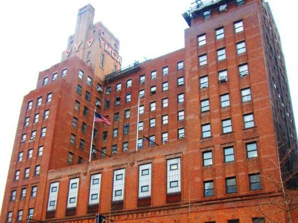 Harlem YMCA Hostel New York