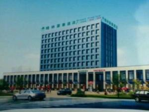 Greentree Inn Jiangsu Wuxi Guangrui Road Dongfeng Bridge Business Hotel