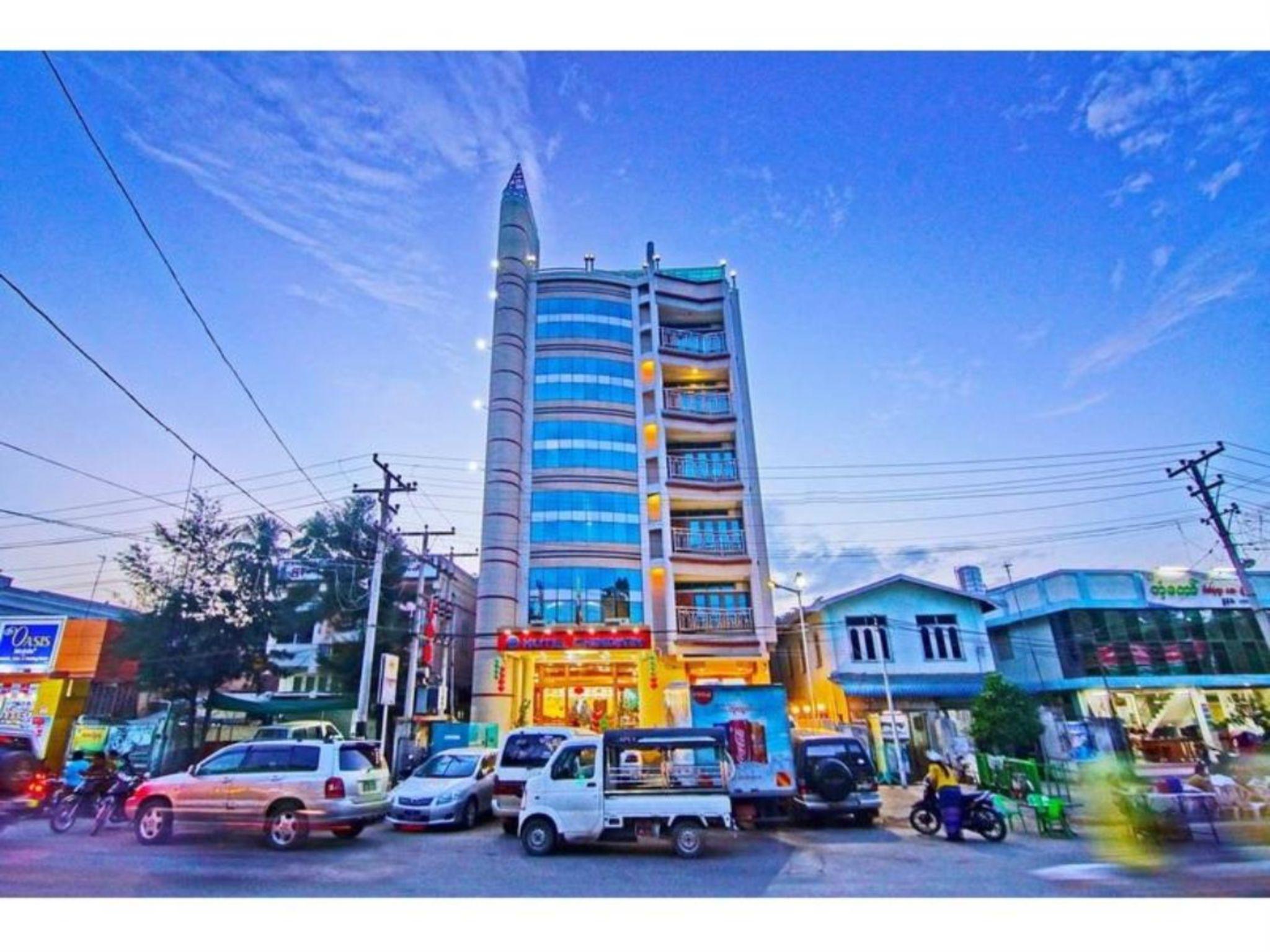 Hotel Chindwin