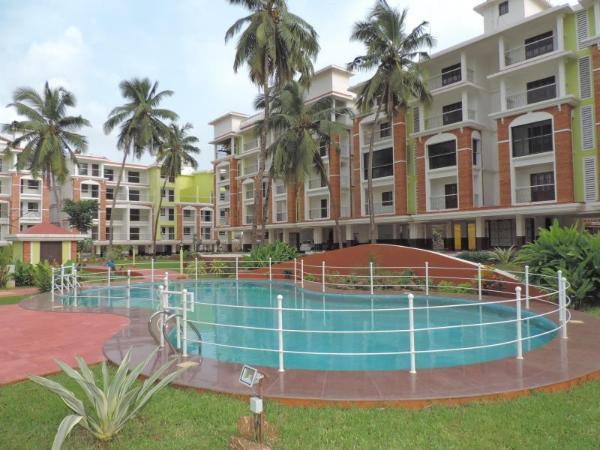 Green Palm Holiday Homes - Apartments Goa