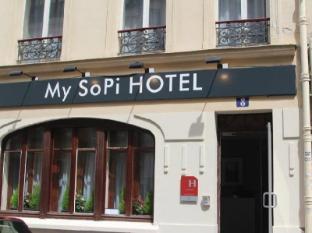My SoPi Hotel Paris - Entree Hotel