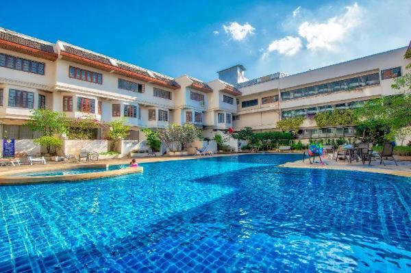 Hillside Plaza & Condotel 4 Chiang Mai