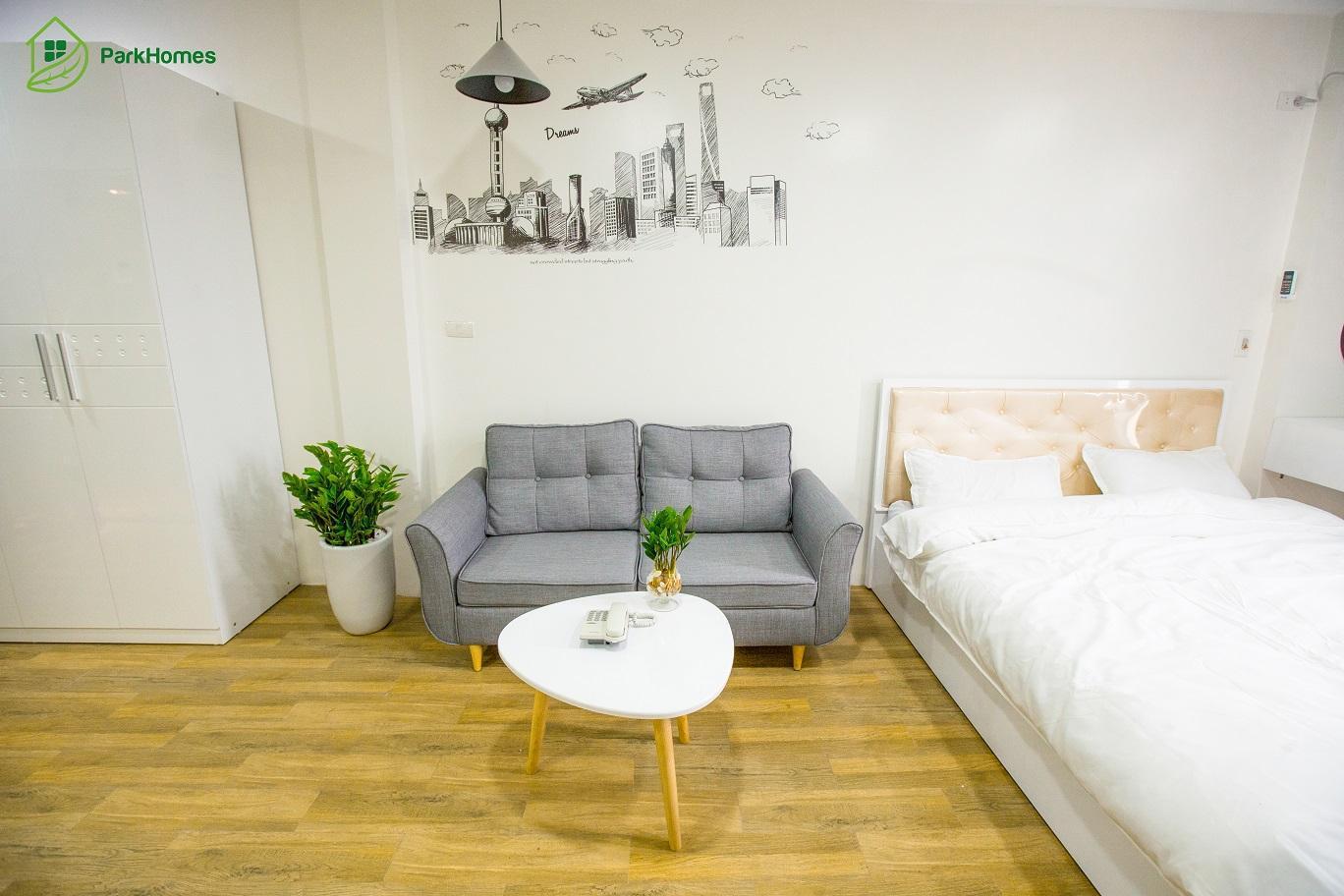 Parkhomes Apartment